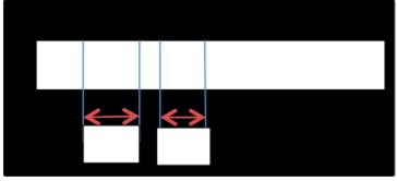 10.16字符间距效果图